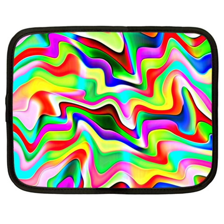 Irritation Colorful Dream Netbook Case (XXL)