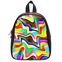 Irritation Colorful Dream School Bags (Small)