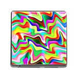 Irritation Colorful Dream Memory Card Reader (Square) Front
