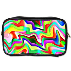 Irritation Colorful Dream Toiletries Bags 2-Side