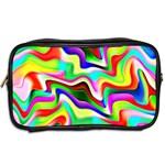 Irritation Colorful Dream Toiletries Bags 2-Side Back