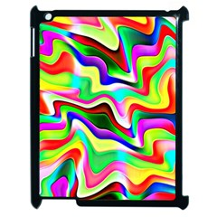 Irritation Colorful Dream Apple iPad 2 Case (Black)