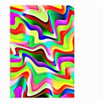 Irritation Colorful Dream Small Garden Flag (Two Sides)