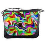 Irritation Colorful Dream Messenger Bags
