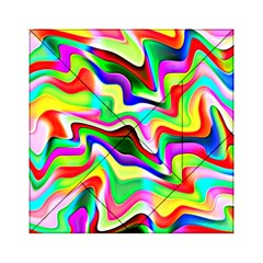 Irritation Colorful Dream Acrylic Tangram Puzzle (6  x 6 )