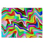 Irritation Colorful Dream Cosmetic Bag (XXL)  Front