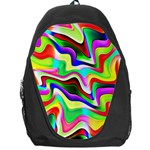 Irritation Colorful Dream Backpack Bag Front
