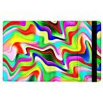 Irritation Colorful Dream Apple iPad 3/4 Flip Case