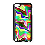 Irritation Colorful Dream Apple iPod Touch 5 Case (Black) Front