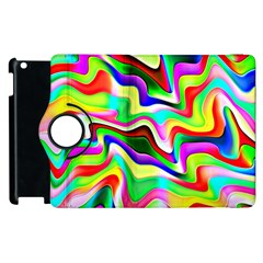 Irritation Colorful Dream Apple iPad 3/4 Flip 360 Case