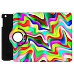 Irritation Colorful Dream Apple iPad Mini Flip 360 Case Front