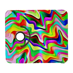 Irritation Colorful Dream Samsung Galaxy S  III Flip 360 Case