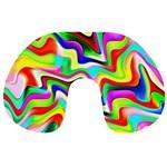 Irritation Colorful Dream Travel Neck Pillows