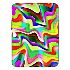 Irritation Colorful Dream Samsung Galaxy Tab 3 (10.1 ) P5200 Hardshell Case