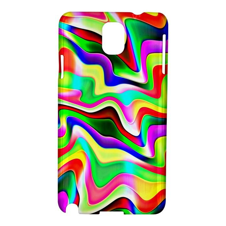 Irritation Colorful Dream Samsung Galaxy Note 3 N9005 Hardshell Case