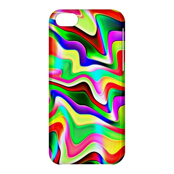 Irritation Colorful Dream Apple iPhone 5C Hardshell Case