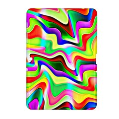 Irritation Colorful Dream Samsung Galaxy Tab 2 (10.1 ) P5100 Hardshell Case