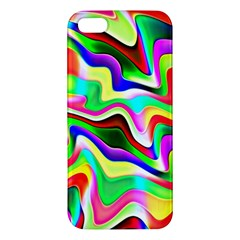 Irritation Colorful Dream iPhone 5S/ SE Premium Hardshell Case