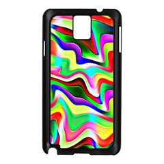 Irritation Colorful Dream Samsung Galaxy Note 3 N9005 Case (Black)