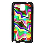 Irritation Colorful Dream Samsung Galaxy Note 3 N9005 Case (Black)