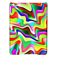 Irritation Colorful Dream iPad Air Hardshell Cases