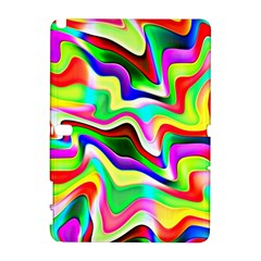 Irritation Colorful Dream Samsung Galaxy Note 10.1 (P600) Hardshell Case