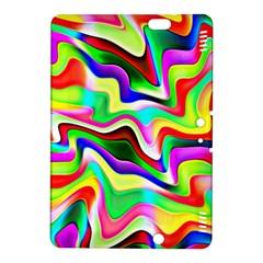 Irritation Colorful Dream Kindle Fire Hdx 8 9  Hardshell Case by designworld65