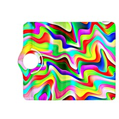 Irritation Colorful Dream Kindle Fire Hdx 8 9  Flip 360 Case by designworld65