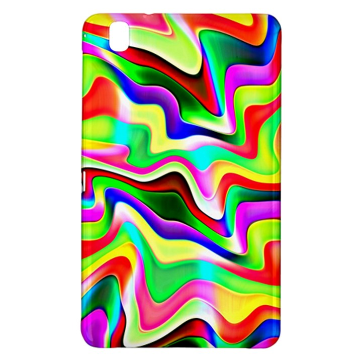 Irritation Colorful Dream Samsung Galaxy Tab Pro 8.4 Hardshell Case