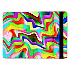Irritation Colorful Dream Samsung Galaxy Tab Pro 12.2  Flip Case
