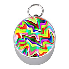 Irritation Colorful Dream Mini Silver Compasses