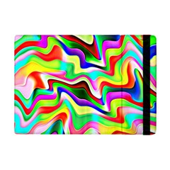 Irritation Colorful Dream iPad Mini 2 Flip Cases