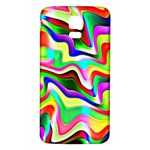 Irritation Colorful Dream Samsung Galaxy S5 Back Case (White) Front