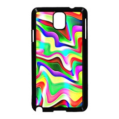 Irritation Colorful Dream Samsung Galaxy Note 3 Neo Hardshell Case (Black)