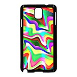 Irritation Colorful Dream Samsung Galaxy Note 3 Neo Hardshell Case (Black) Front