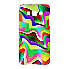 Irritation Colorful Dream Samsung Galaxy A5 Hardshell Case  by designworld65