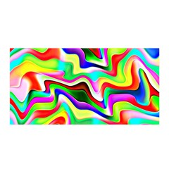 Irritation Colorful Dream Satin Wrap