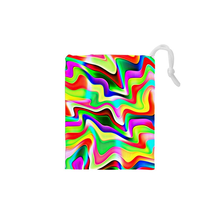 Irritation Colorful Dream Drawstring Pouches (XS)