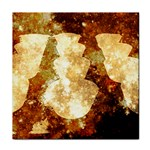 Sparkling Lights Tile Coasters