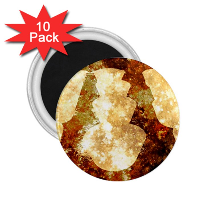 Sparkling Lights 2.25  Magnets (10 pack)