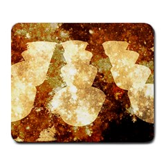 Sparkling Lights Large Mousepads by yoursparklingshop