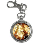 Sparkling Lights Key Chain Watches Front