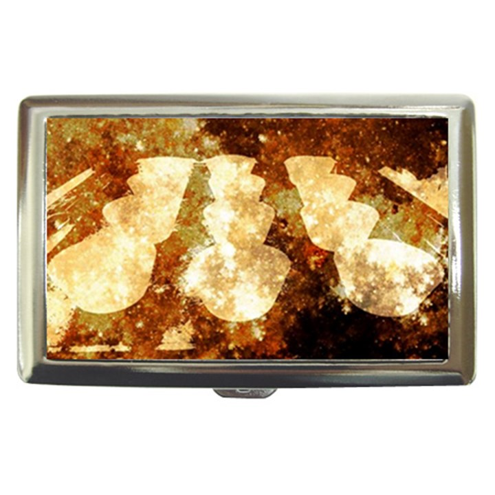 Sparkling Lights Cigarette Money Cases
