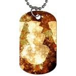 Sparkling Lights Dog Tag (Two Sides)