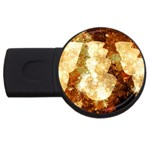 Sparkling Lights USB Flash Drive Round (2 GB)  Front