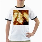 Sparkling Lights Ringer T-Shirts