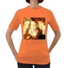 Sparkling Lights Women s Dark T-Shirt