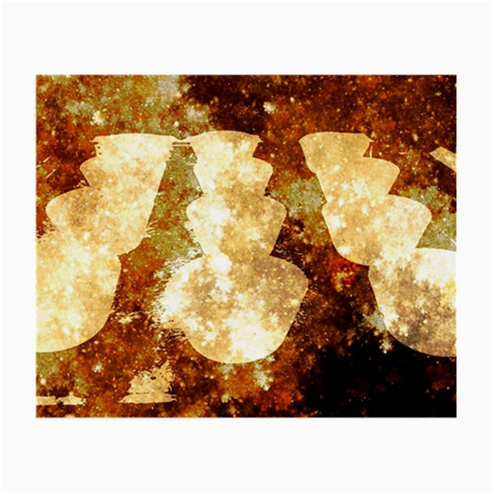 Sparkling Lights Small Glasses Cloth