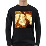 Sparkling Lights Long Sleeve Dark T-Shirts