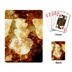 Sparkling Lights Playing Card